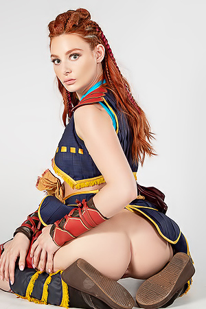 Lacy Lennon In Horizon Zero Dawn