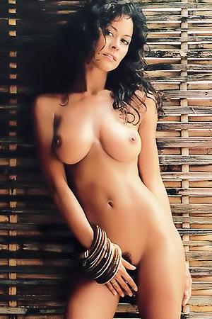 Nackt  Geena Rocero Playmate Geena