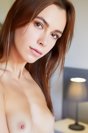 Czech Beauty Alice Wonder Gets Naked